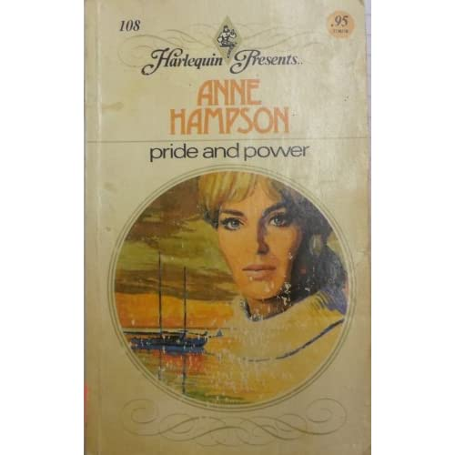 Pride And Power Harlequin Presents #108 By Anne Hampson Book Paperback