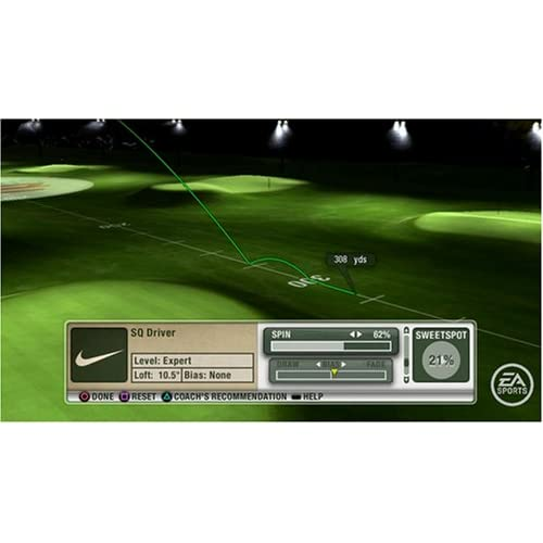 Image 3 of Tiger Woods PGA Tour 09 For Xbox 360 Golf