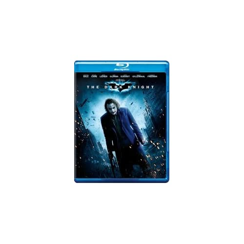 Image 0 of The Dark Knight Blu-Ray On Blu-Ray With Christian Bale
