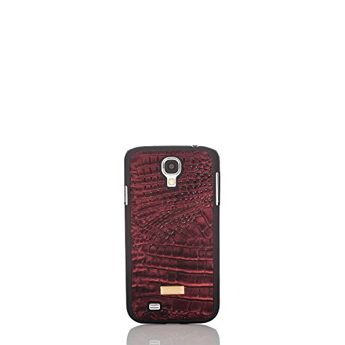 Brahmin Galaxy S4 Case Ember Melbourne Cover Fitted Red