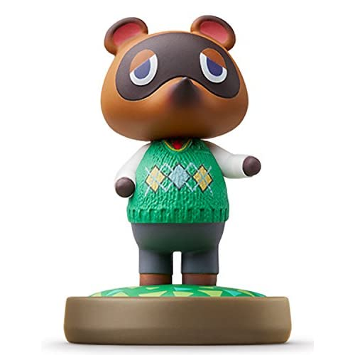 Amiibo Tanukichi Animal Crossing Series Figure Character