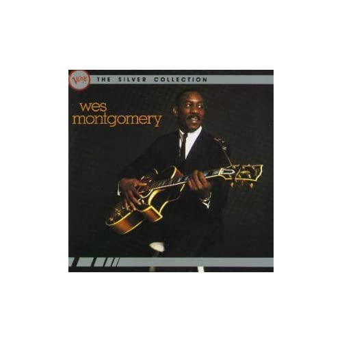 Verve Silver Collection By Wes Montgomery On Audio CD Album 1990