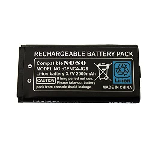 Image 0 of Replacement Battery For Nintendo DSi By Mars Devices