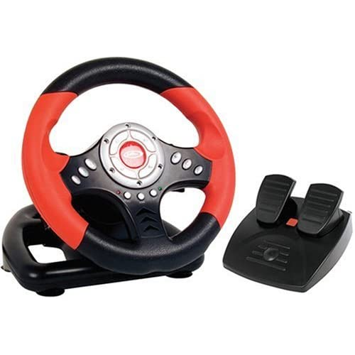 PS3 Racing Wheel For PlayStation 3 Multicolor
