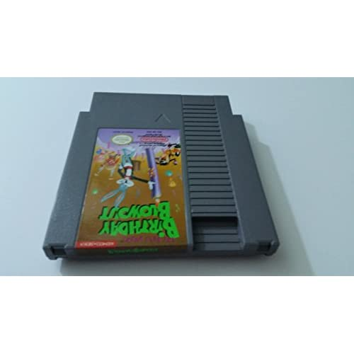 Image 0 of The Bugs Bunny Birthday Blowout For Nintendo NES Vintage
