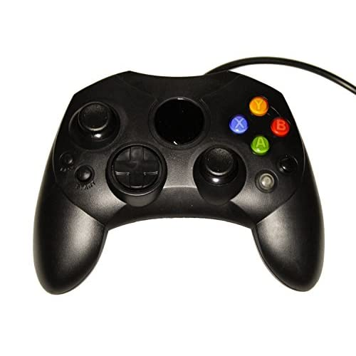 Image 0 of Replacement Controller For Xbox Original Black S-Type