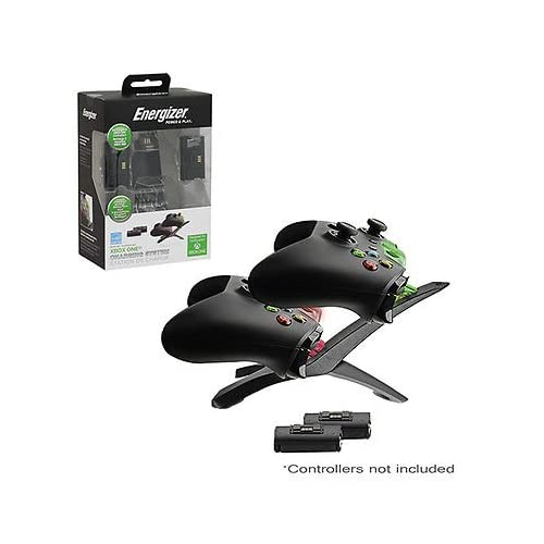 Image 0 of Energizer 2X Charging System For Xbox One TEZ824