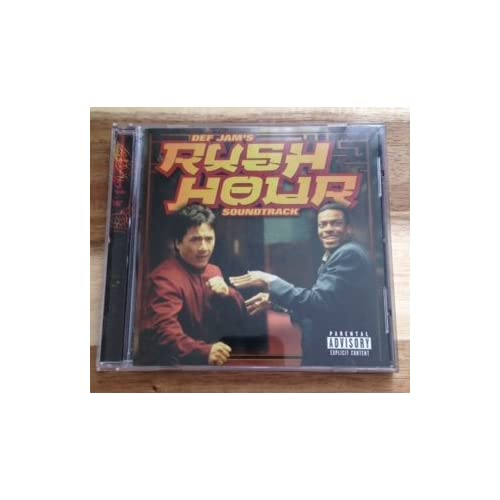Image 0 of Def Jam's Rush Hour Soundtrack By Grenique 1998 Explicit Lyrics By