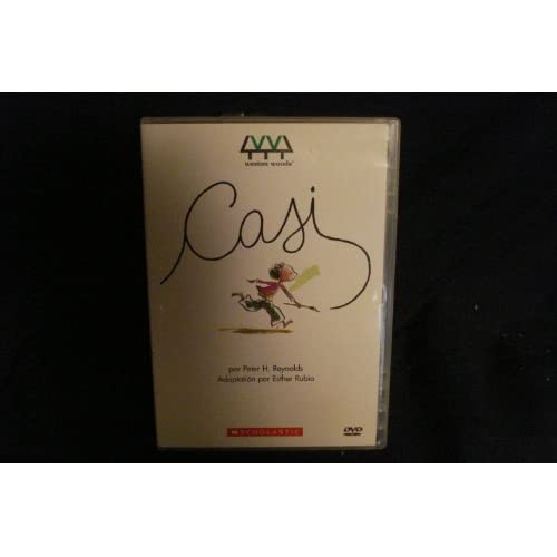 Image 0 of Casi Peter Reynolds And Ester Rubio On DVD