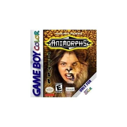 Image 0 of Animorphs On Gameboy Color