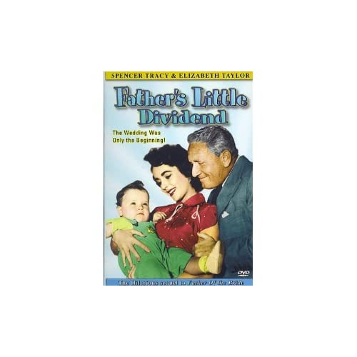Image 0 of Father's Little Dividend On DVD with Spencer Tracy