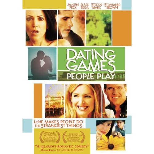 dating games people play trialer