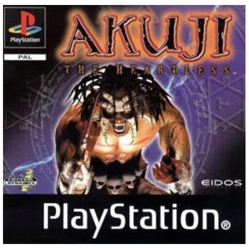 Akuji: The Heartless For PlayStation 1 PS1
