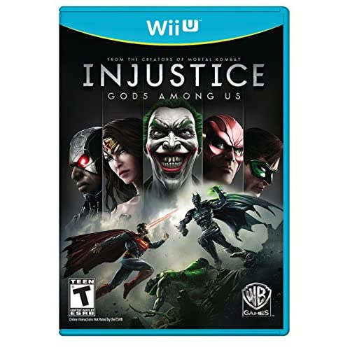 Image 0 of Injustice: Gods Among US For Wii U Fighting