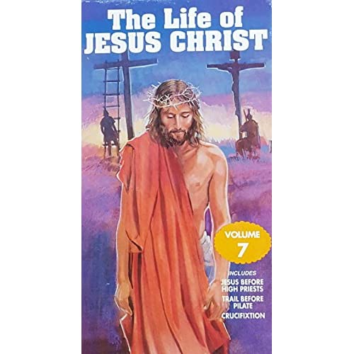 Image 0 of The Life Of Jesus Christ Volume 7 On VHS