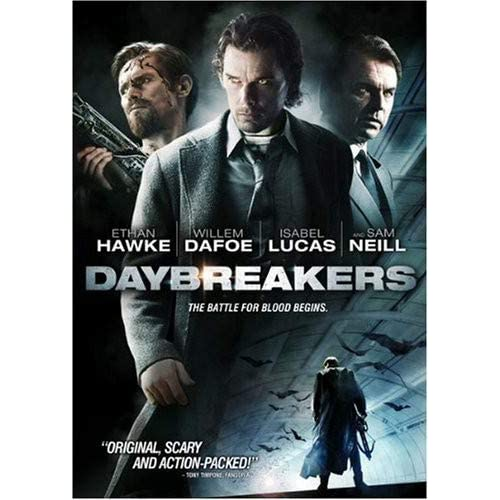 Image 0 of Daybreakers On DVD With Ethan Hawke Horror