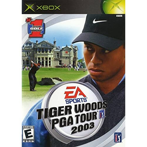 Image 0 of Tiger Woods PGA Tour 2003 Xbox For Xbox Original Golf