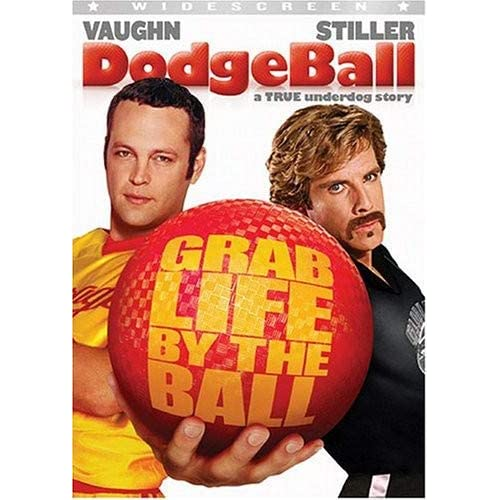 Image 0 of Dodgeball A True Underdog Story Widescreen Edition On DVD With Ben Stiller Comed