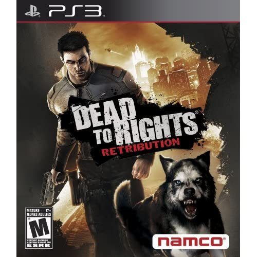 Dead To Rights: Retribution For PlayStation 3 PS3