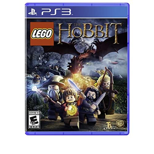 Lego The Hobbit For PlayStation 3 PS3