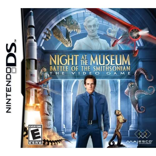 Image 0 of Night At The Museum: Battle Of The Smithsonian For Nintendo DS DSi 3DS 2DS