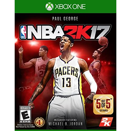 Image 0 of NBA 2K17 Standard Edition For Xbox One Basketball