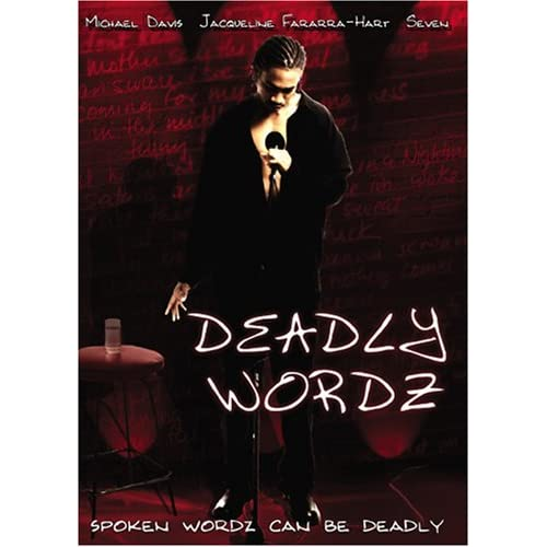 Image 0 of Deadly Wordz On DVD with Seven 7