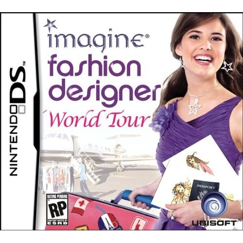 Image 0 of Imagine: Fashion Designer World Tour Nds For Nintendo DS DSi 3DS 2DS