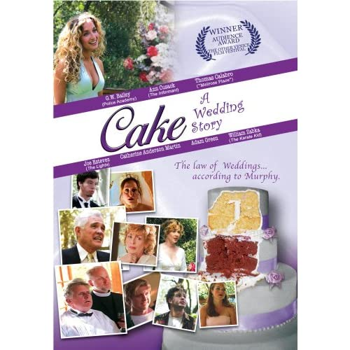 Image 0 of Cake: A Wedding Story On DVD with GW Bailey