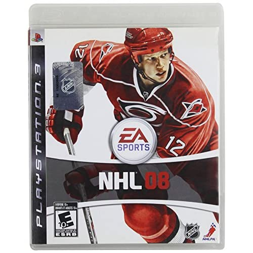 Image 0 of NHL 08 PS3 Game New For PlayStation 3 Hockey