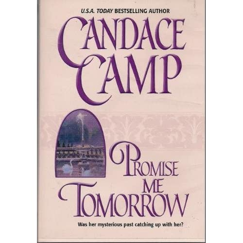 Image 0 of Promise Me Tomorrow By Candace Camp On Audio Cassette