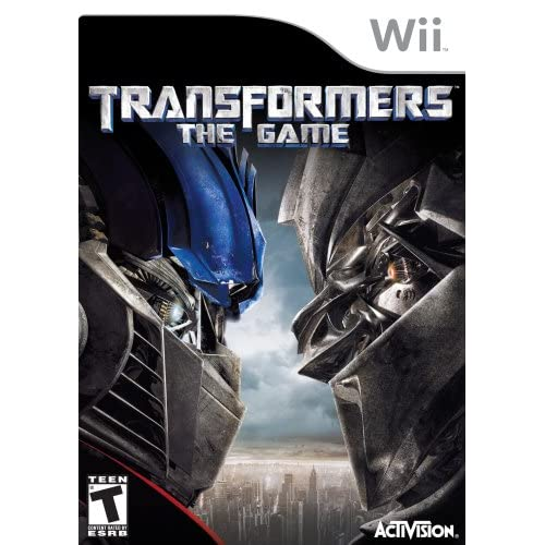 Image 0 of Transformers The Game For Wii And Wii U
