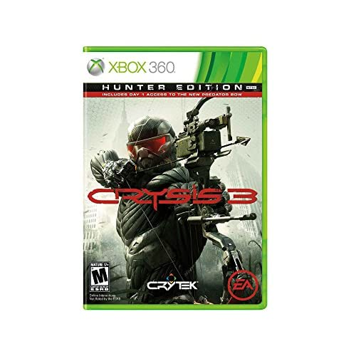 Shooting Games For Xbox 360 : Crysis for xbox shooter