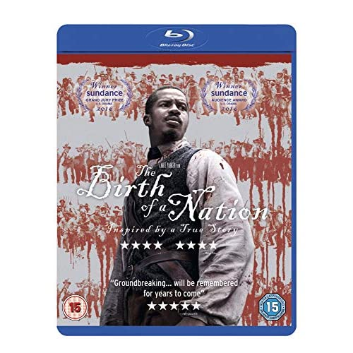 Image 0 of The Birth Of A Nation Blu-Ray On Blu-Ray