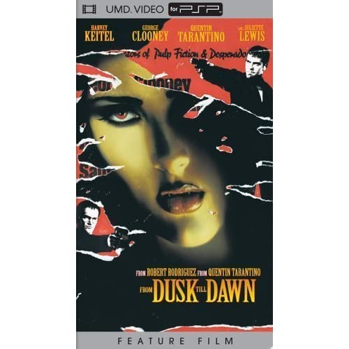 Image 0 of From Dusk Till Dawn UMD For PSP By Dimension By Robert Rodriguez