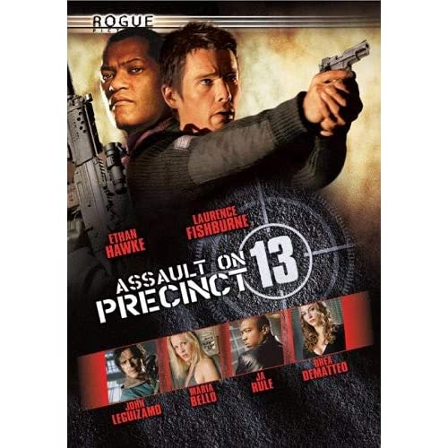 Image 0 of Assault On Precinct 13 Widescreen Edition On DVD With Ethan Hawke