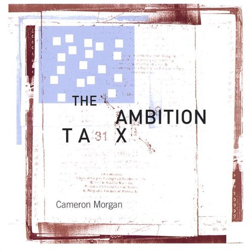 Image 0 of Ambition Tax By Morgan Cameron On Audio CD