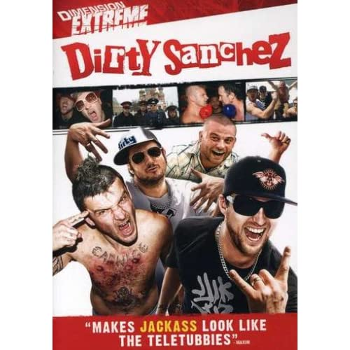 Image 0 of Dirty Sanchez Dimension Extreme On DVD With Lee Dainton