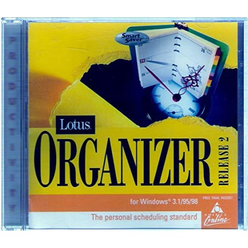 Image 0 of Lotus Organizer Release 2 Software Office