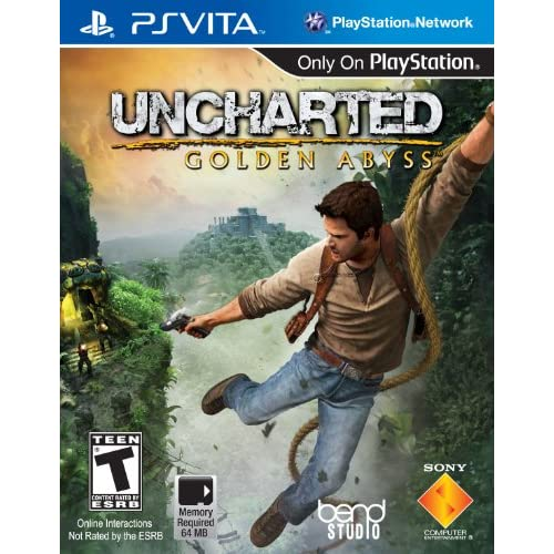 Image 0 of Uncharted: Golden Abyss PlayStation Vita For Ps Vita