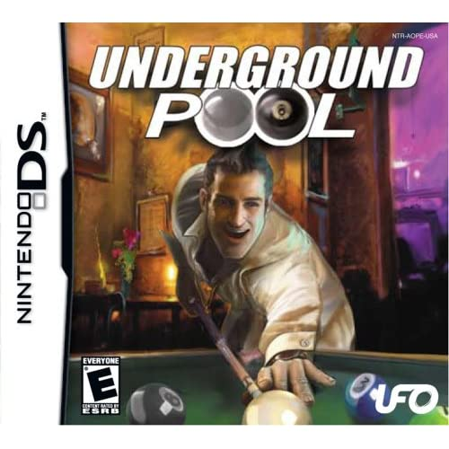 Image 0 of Underground Pool For Nintendo DS DSi 3DS 2DS