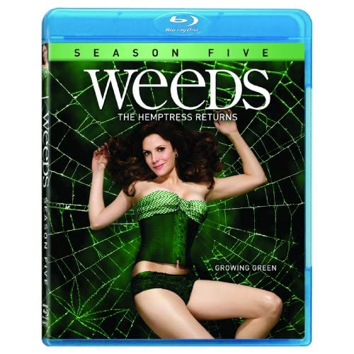 Image 0 of Weeds: The Complete Fifth Season Blu-Ray Blu-Ray 2010 Mary-Louise Parker On Blu-