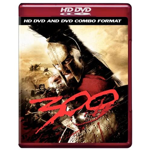 Image 0 of 300 Combo And Standard DVD On HD DVD