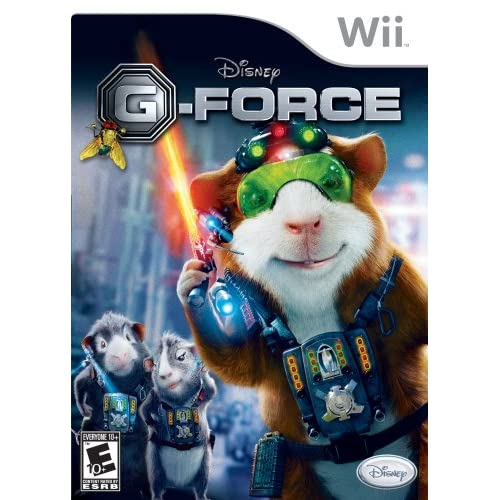 Image 0 of G-Force For Wii And Wii U Disney