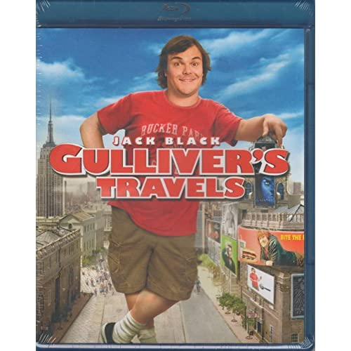 Image 0 of Gulliver's Travels On Blu-Ray With Jack Black