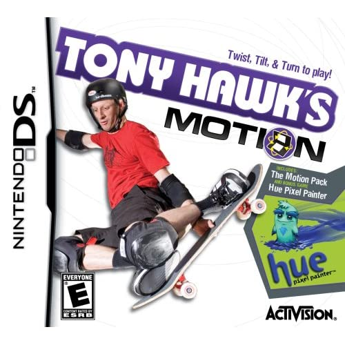 Image 0 of Tony Hawk's Motion For Nintendo DS DSi 3DS 2DS