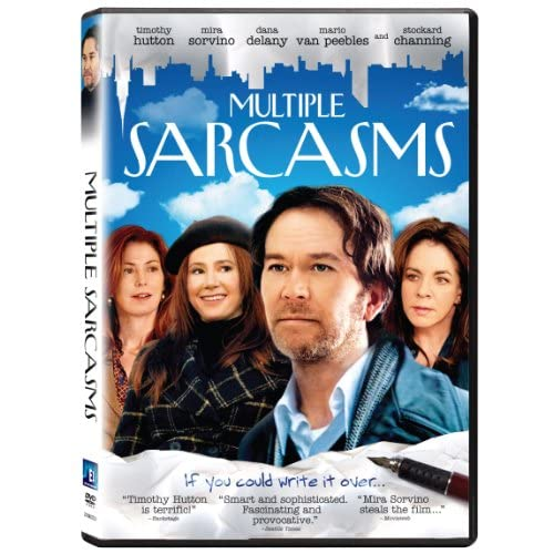 Image 0 of Multiple Sarcasms On DVD With Timothy Hutton