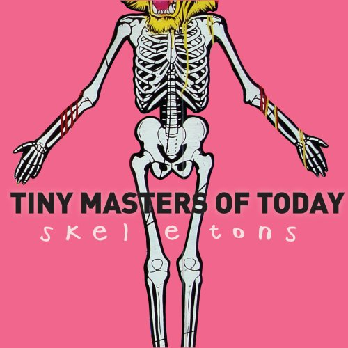 Image 0 of Skeletons by Tiny Masters Of Today On Audio CD