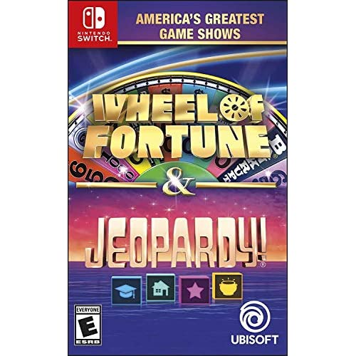 America's Greatest Game Shows: Wheel Of Fortune And Jeopardy! Standard Edition F