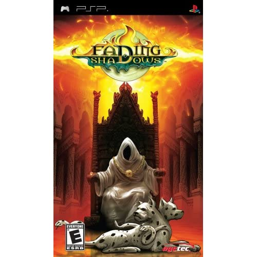 Image 0 of Fading Shadows For PSP UMD